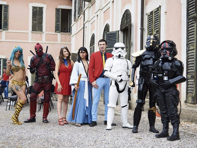 Il matrimonio di Francesco e Federica a Varese, Varese 10
