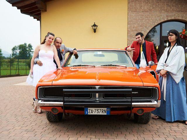 Il matrimonio di Francesco e Federica a Varese, Varese 20