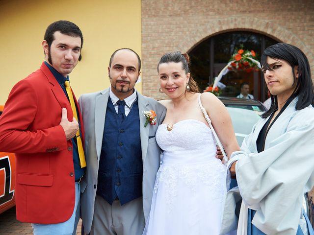 Il matrimonio di Francesco e Federica a Varese, Varese 22