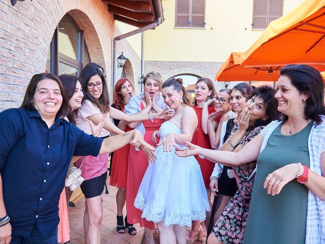 Il matrimonio di Francesco e Federica a Varese, Varese 28