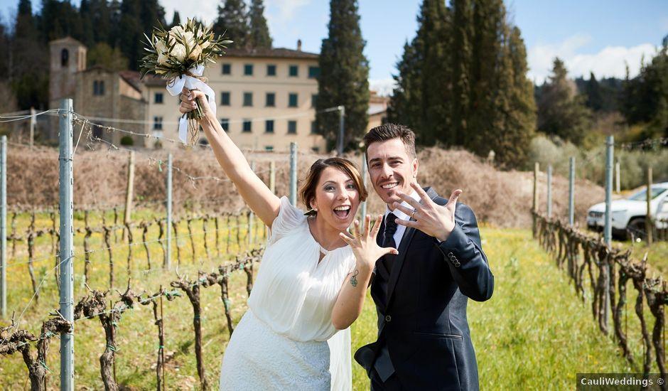 Il matrimonio di Lello e Rossella a Pisa, Pisa