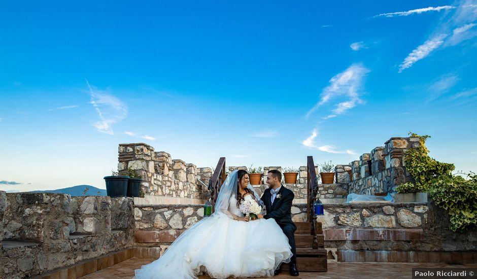Il matrimonio di Mirta e Davide a Rieti, Rieti