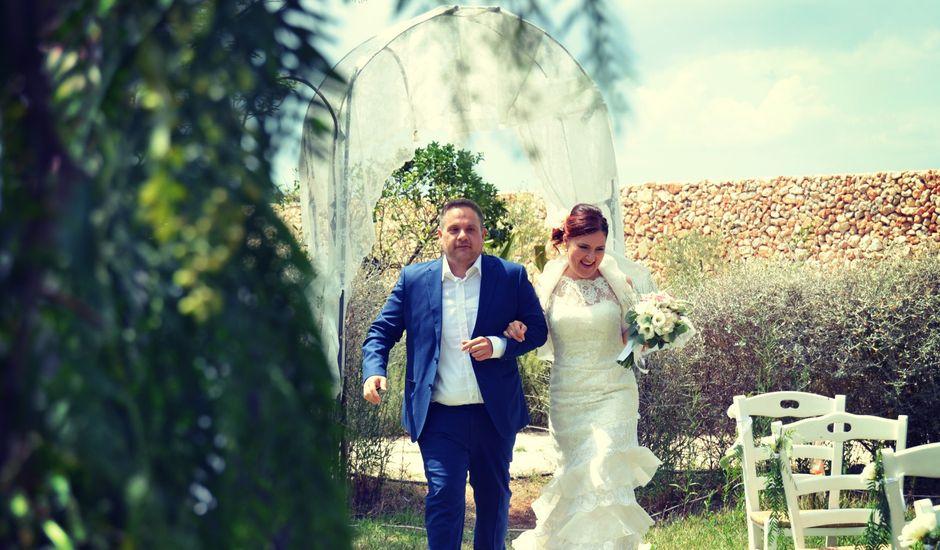 Il matrimonio di Danilo e Maricle' a Lecce, Lecce