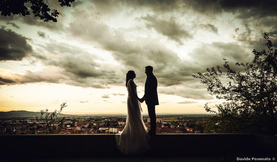 Il matrimonio di Valerio e Alice a Villarbasse, Torino