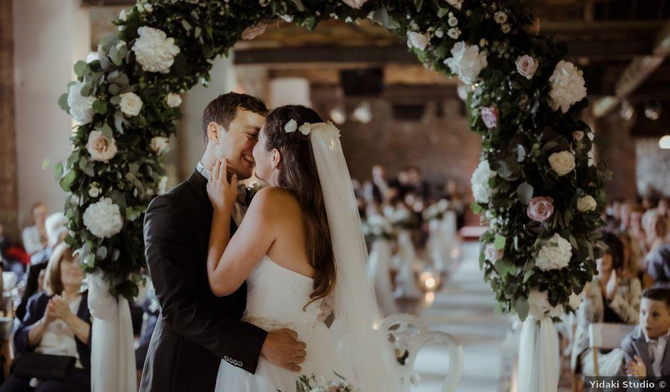 Il matrimonio di Daniele e Simona a Imbersago, Lecco