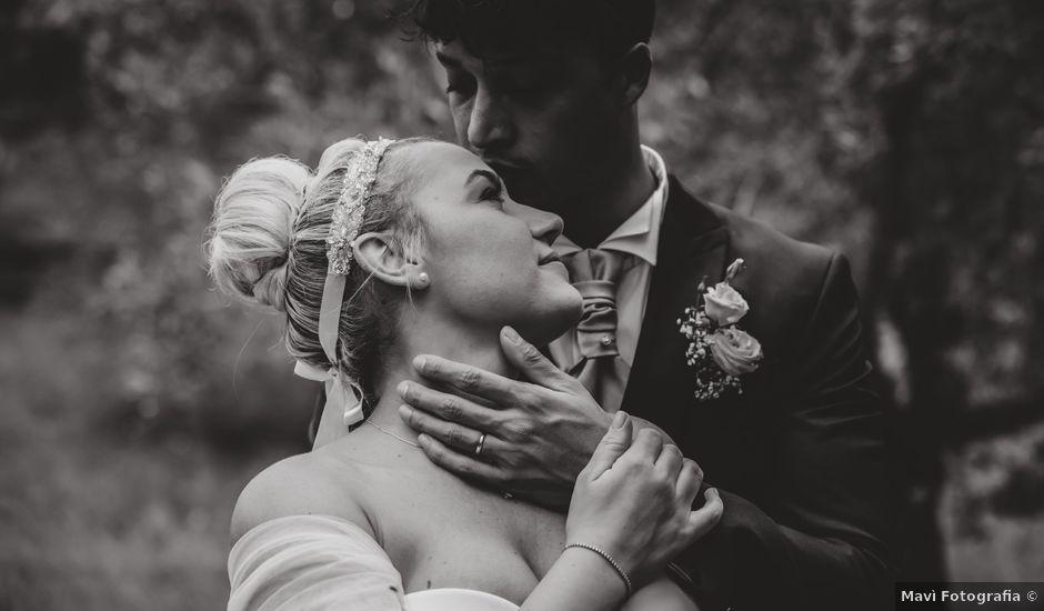 Il matrimonio di Eros e Giulia a Gambettola, Forlì-Cesena