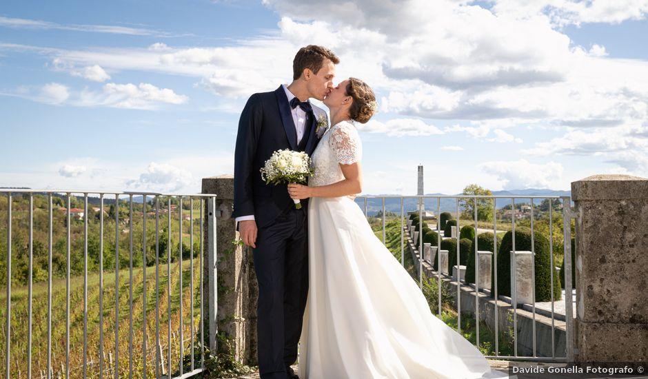 Il matrimonio di Silvio e Chiara a Villanova Mondovì, Cuneo