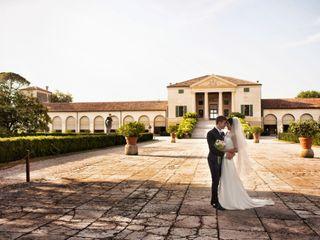 Le nozze di Alessandra e Raffaele