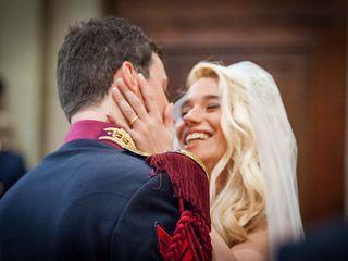 Le nozze di Fabrizio e Jessica