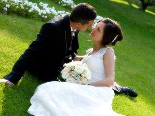 Le nozze di Cristina e Ivan