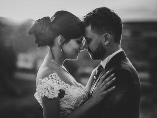 Le nozze di Margot e Davide