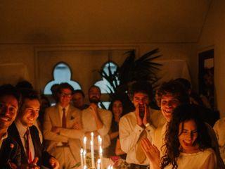 Le nozze di Giulia e Robinson 1