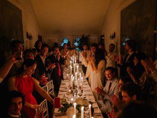 Le nozze di Giulia e Robinson 2