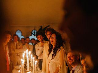 Le nozze di Giulia e Robinson 3