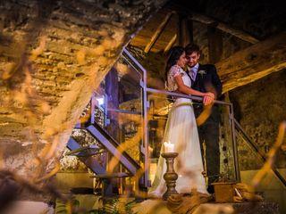 Le nozze di Rosangela e Daniele