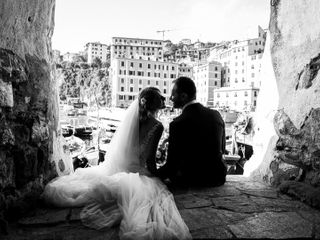 Le nozze di Martina e Daniele