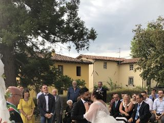 Le nozze di Fabio e Gaia 1