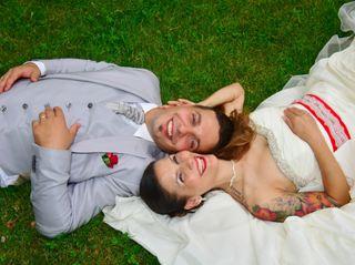 Le nozze di Beatriz e Dario