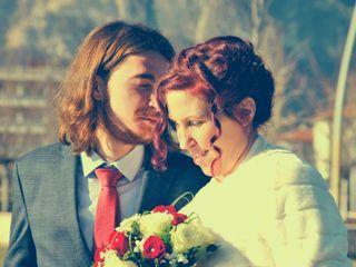 Le nozze di Iris e Rigers