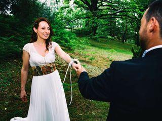 Le nozze di Alessia e Mirco