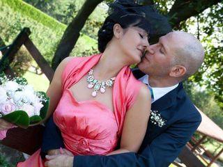 Le nozze di Fabio e Lara