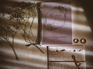 Le nozze di Sara e Gianluigi 1