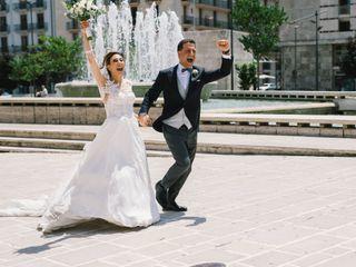 Le nozze di Sara e Gianluigi