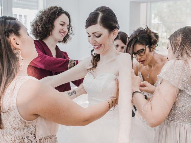 Le nozze di Elisa e Styve