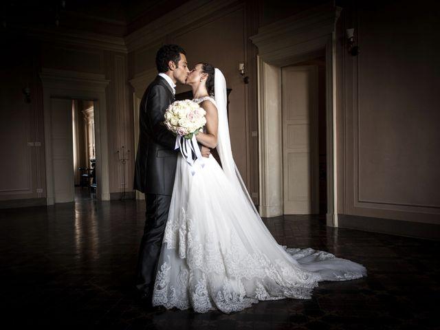 le nozze di Gloria e Enrico