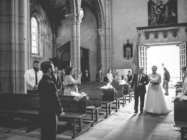 Il matrimonio di Riccardo e Laura a Pescarolo ed Uniti, Cremona 20