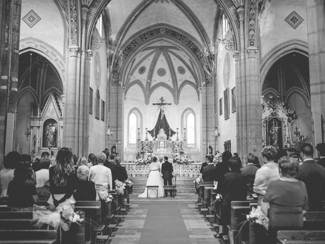Il matrimonio di Riccardo e Laura a Pescarolo ed Uniti, Cremona 24