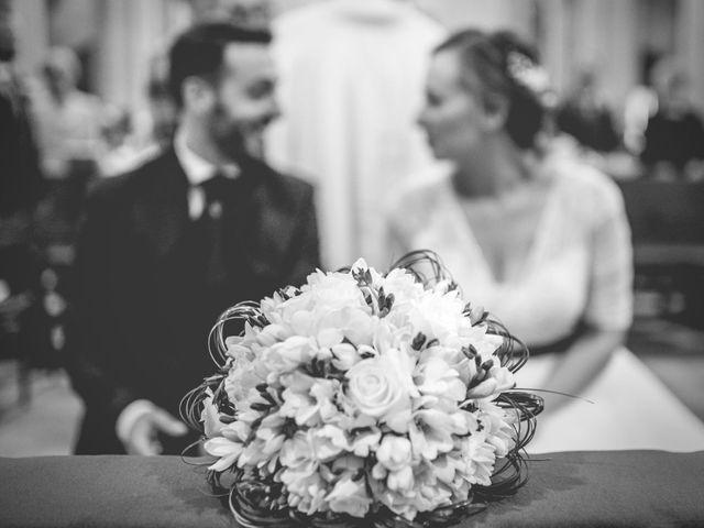 Il matrimonio di Riccardo e Laura a Pescarolo ed Uniti, Cremona 25