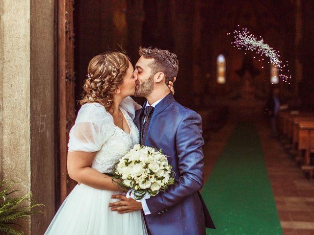 Il matrimonio di Riccardo e Laura a Pescarolo ed Uniti, Cremona 26