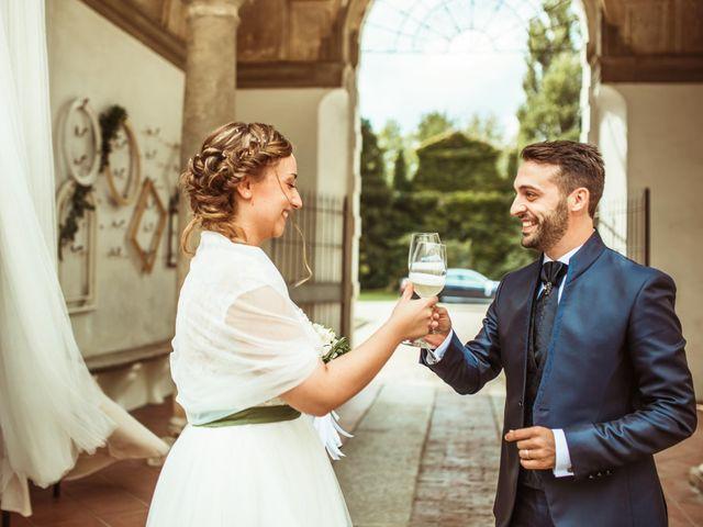 Il matrimonio di Riccardo e Laura a Pescarolo ed Uniti, Cremona 28