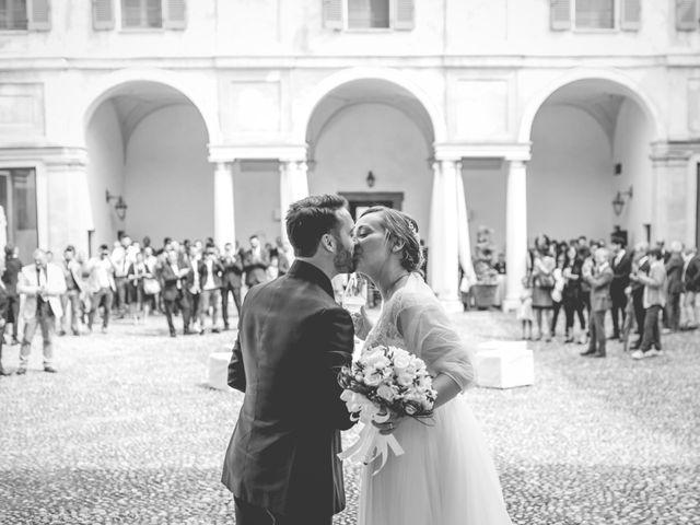 Il matrimonio di Riccardo e Laura a Pescarolo ed Uniti, Cremona 29