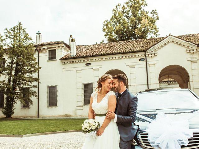 Il matrimonio di Riccardo e Laura a Pescarolo ed Uniti, Cremona 35