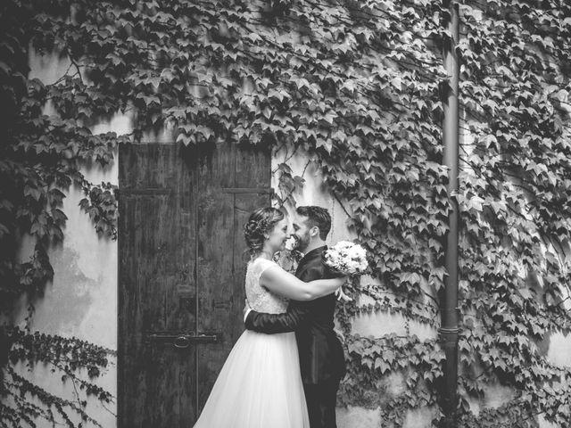 Il matrimonio di Riccardo e Laura a Pescarolo ed Uniti, Cremona 36