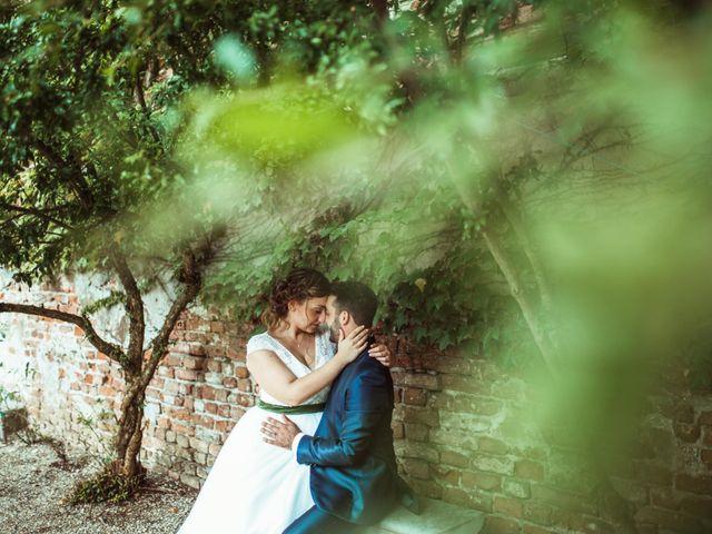 Il matrimonio di Riccardo e Laura a Pescarolo ed Uniti, Cremona 38