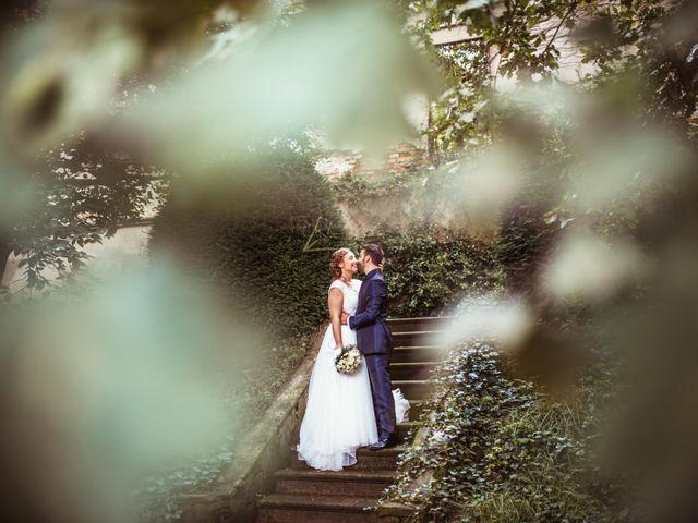 Il matrimonio di Riccardo e Laura a Pescarolo ed Uniti, Cremona 39