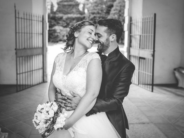Il matrimonio di Riccardo e Laura a Pescarolo ed Uniti, Cremona 41