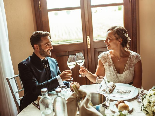 Il matrimonio di Riccardo e Laura a Pescarolo ed Uniti, Cremona 44