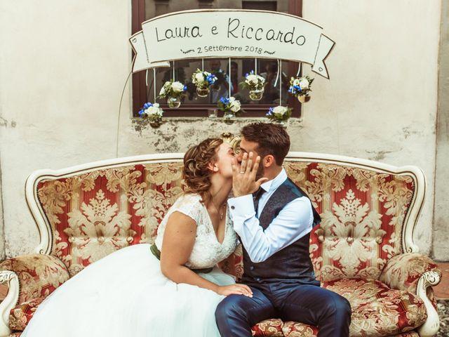 Il matrimonio di Riccardo e Laura a Pescarolo ed Uniti, Cremona 45