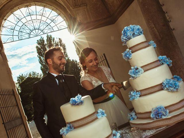 Il matrimonio di Riccardo e Laura a Pescarolo ed Uniti, Cremona 47