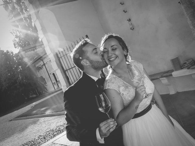 Il matrimonio di Riccardo e Laura a Pescarolo ed Uniti, Cremona 48