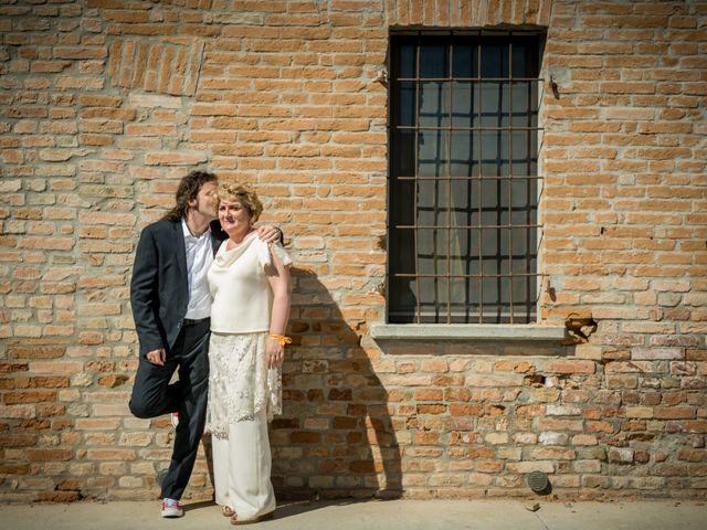 Le nozze di Clara e Samuele