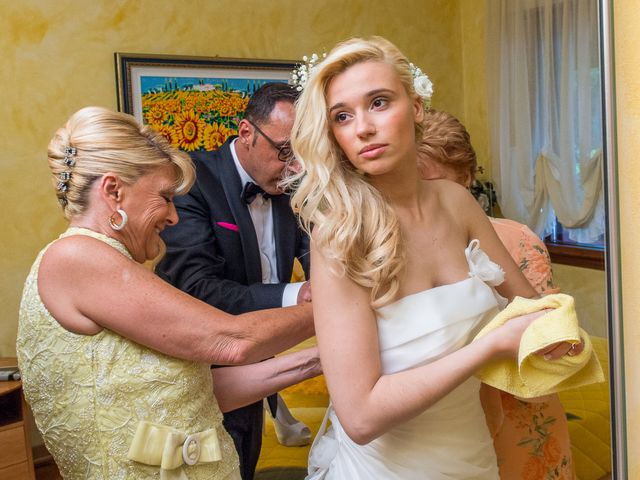 Il matrimonio di Jessica e Fabrizio a Stresa, Verbania 7