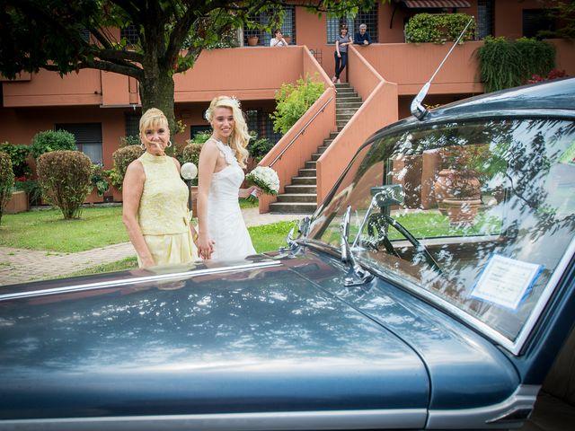 Il matrimonio di Jessica e Fabrizio a Stresa, Verbania 11