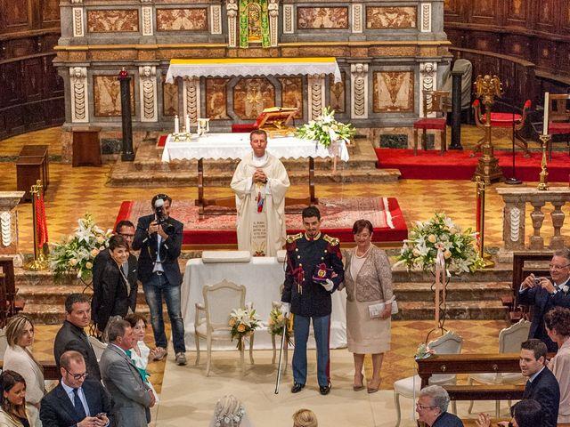 Il matrimonio di Jessica e Fabrizio a Stresa, Verbania 13