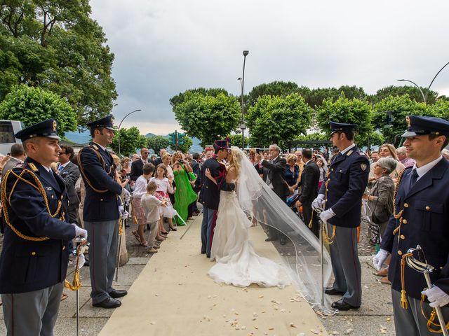 Il matrimonio di Jessica e Fabrizio a Stresa, Verbania 18