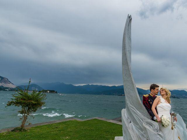 Il matrimonio di Jessica e Fabrizio a Stresa, Verbania 21